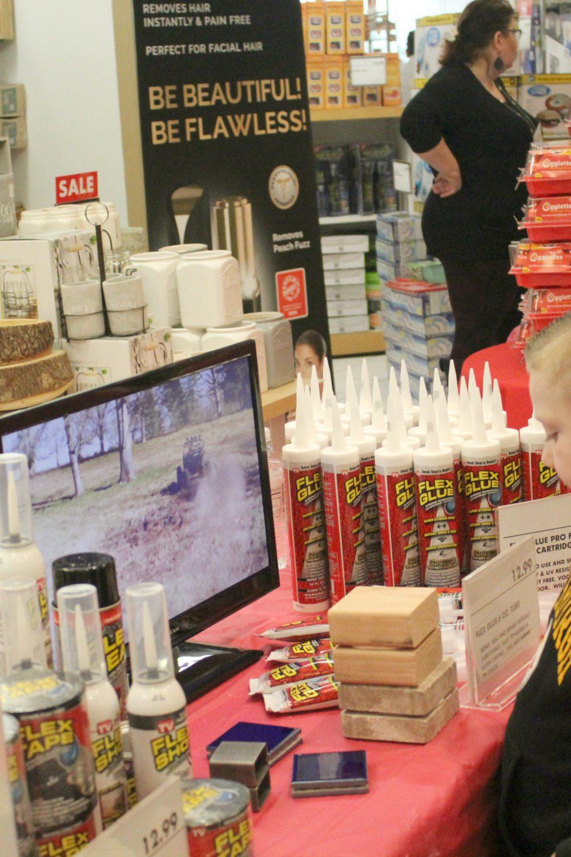Family Filled Fun & Sales at Boscov's VIP Semi-Annual Houseware Event