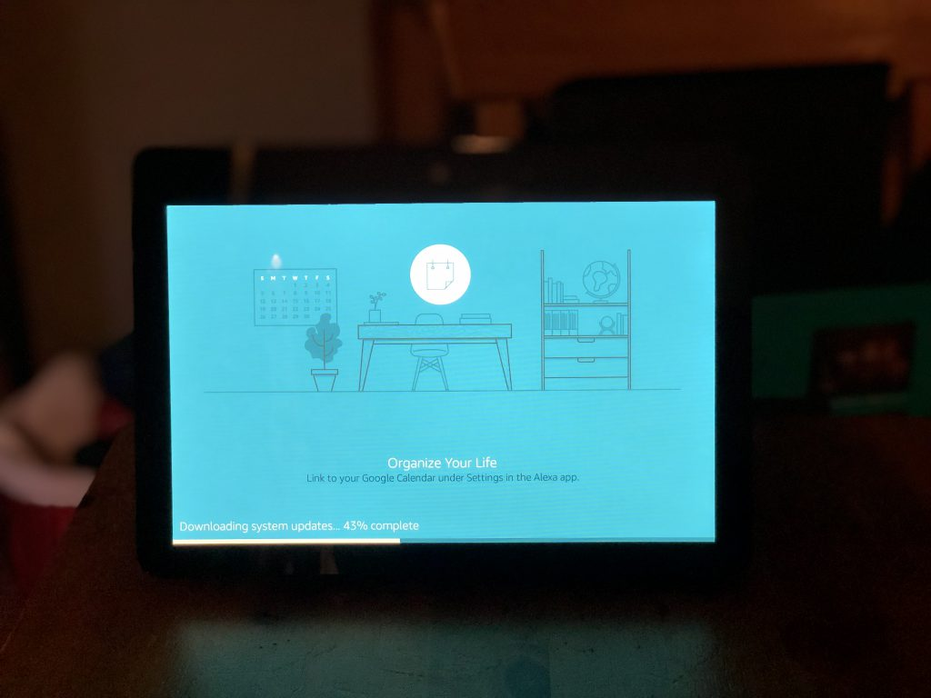 Echo Show, Your Official Family Entertainment System