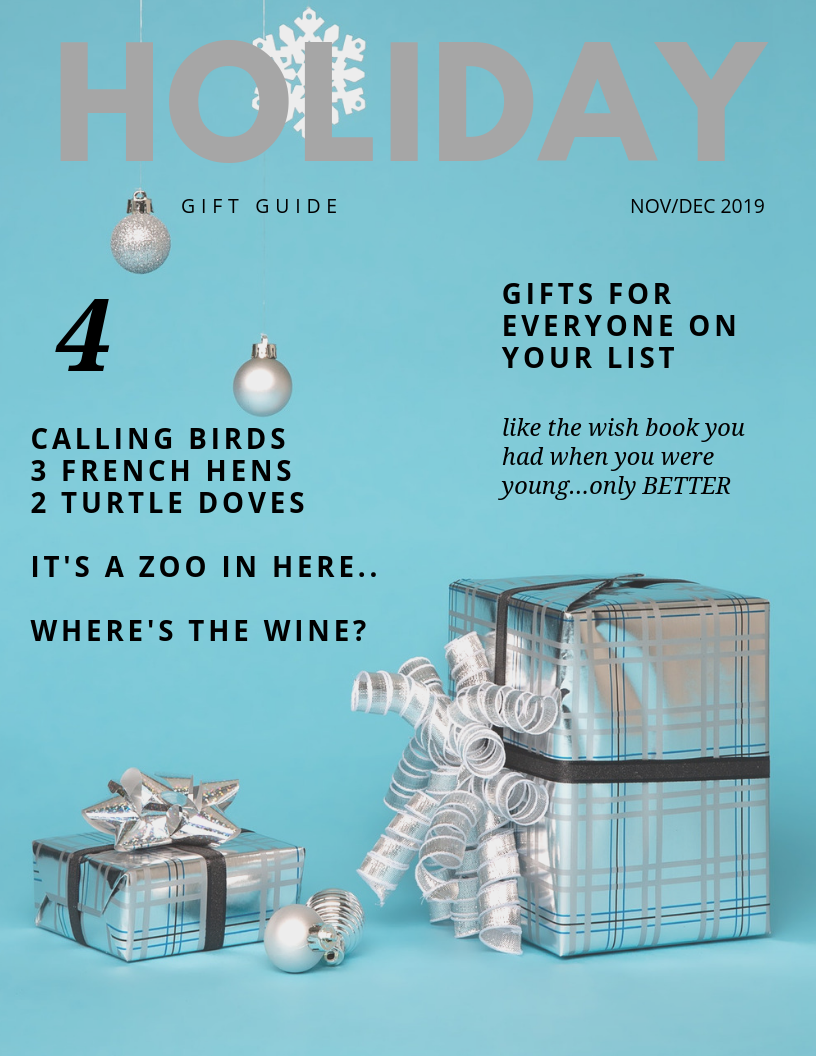 2019 Holiday Gift Guide for Everyone on Your List